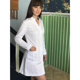 Халат медицинский женский МU4401