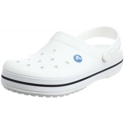Обувь унисекс CROCBAND WHITE