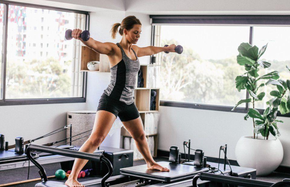 Силовые тренировки против ожирения сердца