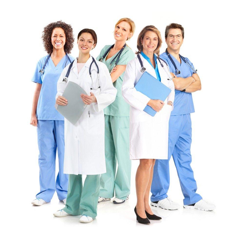 Новая современная униформа для медиков к осени