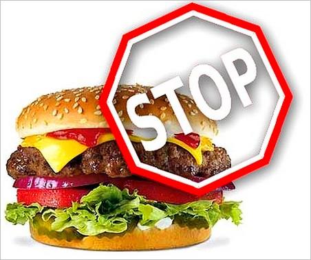 Скрытая опасность «быстрой» еды