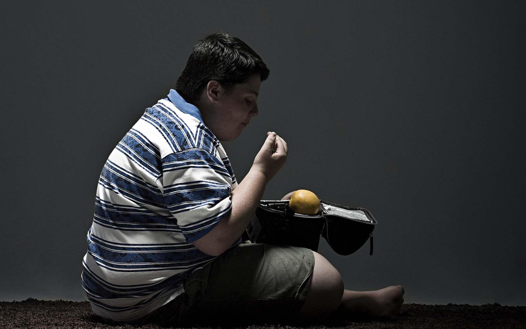 Мировая проблема детского ожирения